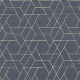 Jane Churchill Zelma Midnight Wallpaper - Product code: J8008-08