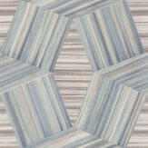 Jane Churchill Madison Aqua Wallpaper - Product code: J8009-03