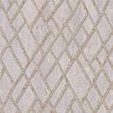 Jane Churchill Rex Silver / Gold Wallpaper - Product code: J8011-03
