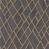 Jane Churchill Rex Charcoal Wallpaper - Product code: J8011-06