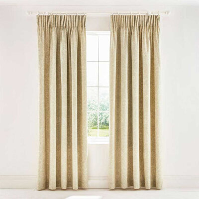 Morris Ready made curtains Bullerswood Lined Curtains LCRBULP7PAP