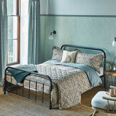 Morris Little Chintz Duvet Cover Teal - Product code: DUCLICT1TEA