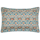 Morris Little Chintz Oxford Pillowcase Teal - Product code: DUCLICTOTEA