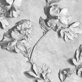 Graham & Brown Stone Rose Grey Wallpaper - Product code: 102149