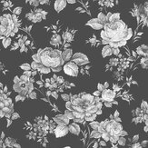 Graham & Brown Muse Noir Wallpaper - Product code: 103505