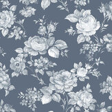 Graham & Brown Muse Bleu Wallpaper - Product code: 103507