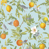 Graham & Brown Amalfi Cielo Wallpaper - Product code: 105640