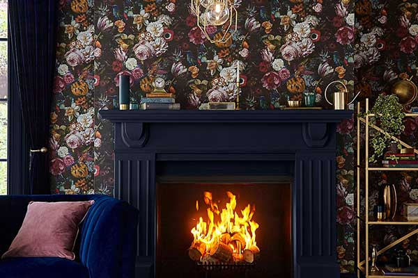 Graham & Brown Allure Multi-coloured Wallpaper - Product code: 106443