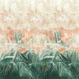 Villa Nova Hothouse Wall Mural Hibiscus - Product code: W606/01