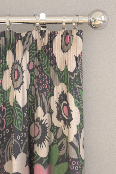 Blendworth Jungle Gardenia Paloma Curtains - Product code: BAZJUN1907