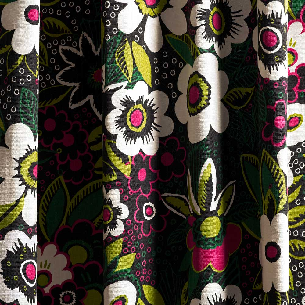 Blendworth Jungle Gardenia Perennial Fabric - Product code: BAZJUN1908