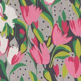Blendworth Tulip Reign Tatiana Fabric - Product code: BAZTUL1921