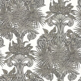 Laurence Llewelyn-Bowen Latin Quarter Black / White Wallpaper - Product code: LLB6002