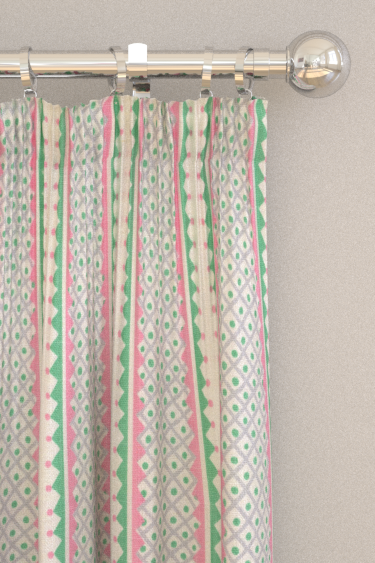 Blendworth Rialto Candy Curtains - Product code: BAZRIA1913