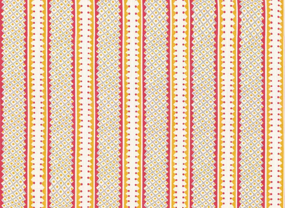 Blendworth Rialto Circus Fabric - Product code: BAZRIA1914