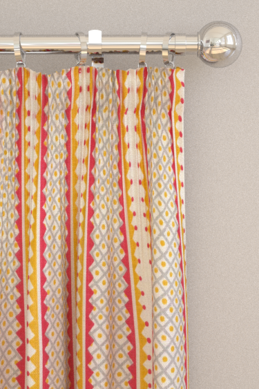 Blendworth Rialto Circus Curtains - Product code: BAZRIA1914