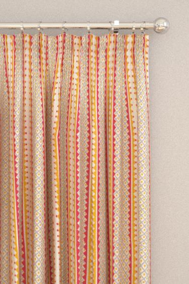 Pencil Pleats detail 2