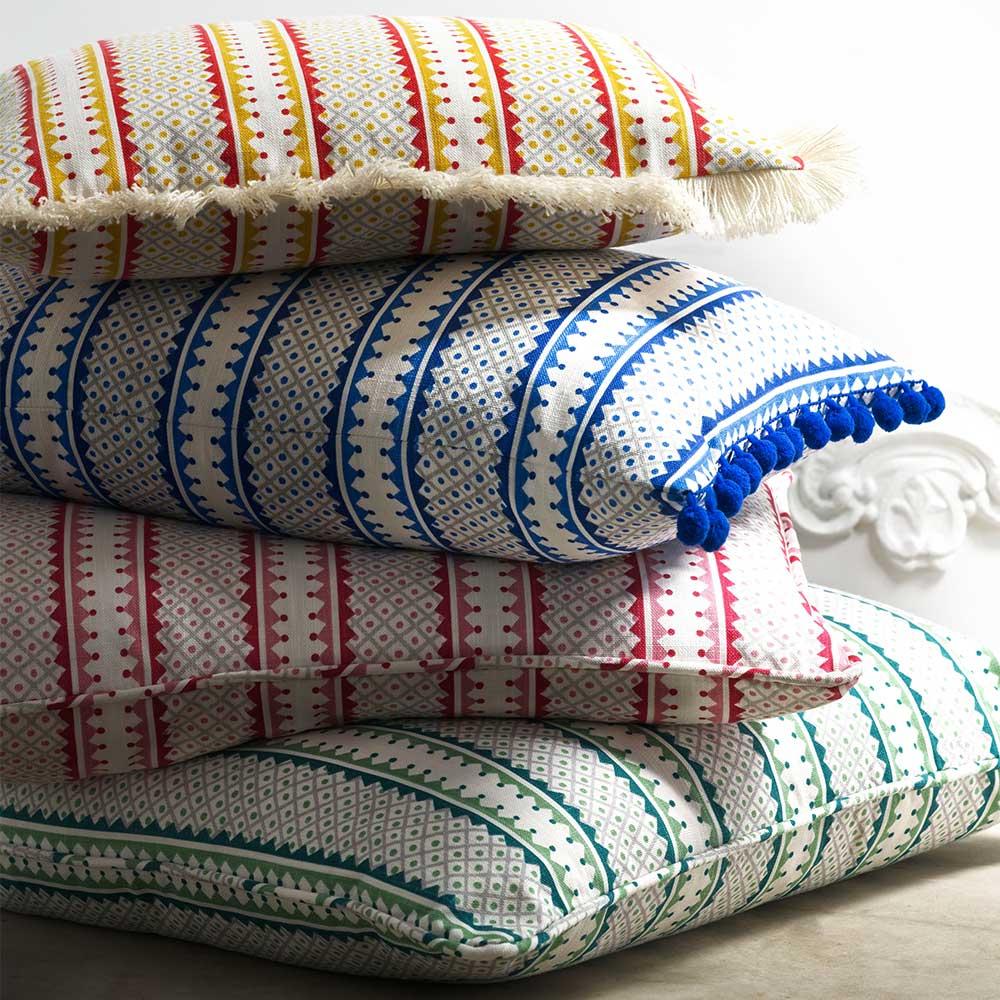 Blendworth Rialto Sugar Plum Fabric - Product code: BAZRIA1917