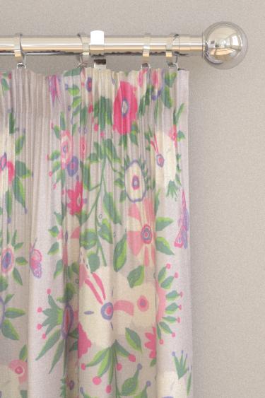 Blendworth Bella Japonica Curtains - Product code: BAZBEL1902