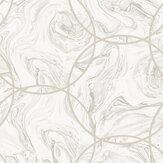 Graham & Brown Aqueous Geo Taupe Wallpaper - Product code: 105755