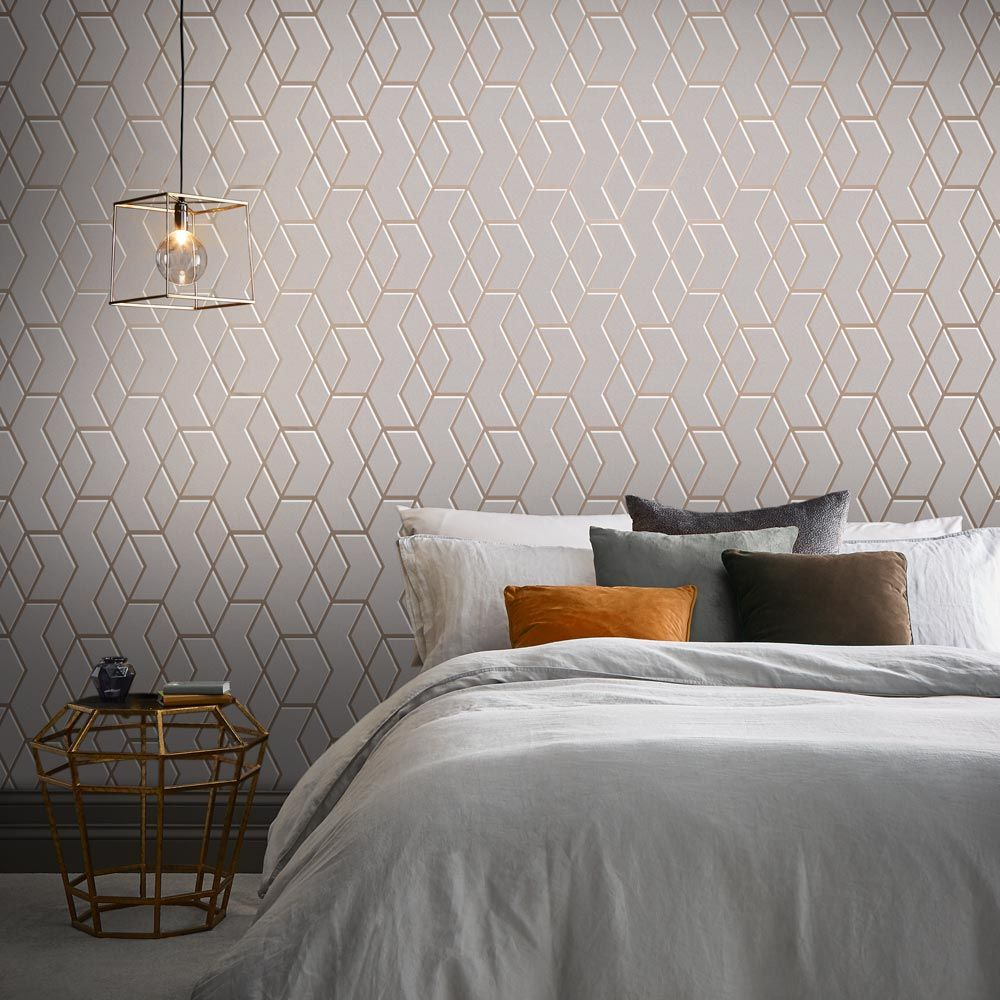 Graham & Brown Archetype Natural Wallpaper - Product code: 105909