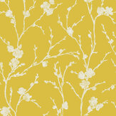 Graham & Brown Meiying Saffron Wallpaper - Product code: 103521
