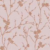 Graham & Brown Meiying Blush Wallpaper - Product code: 105917