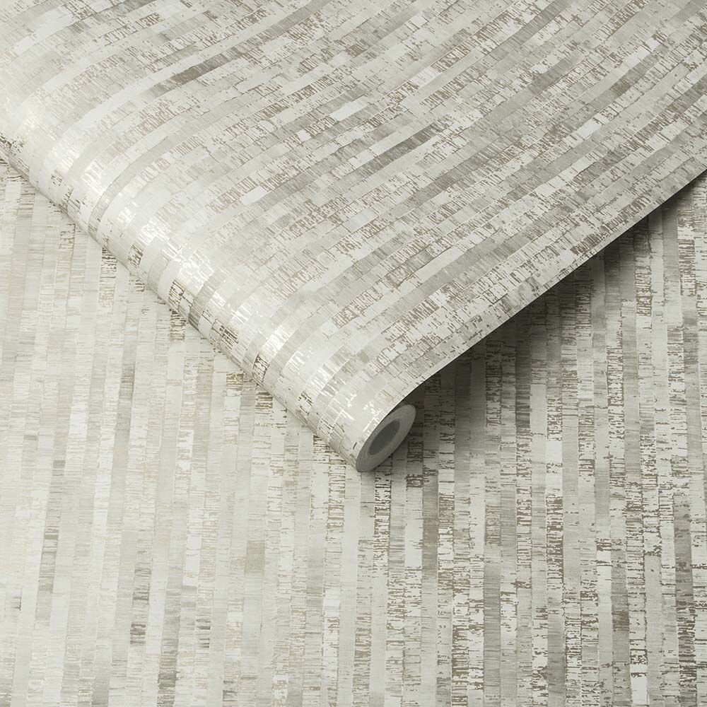 Graham & Brown Betula Soft Gold Wallpaper - Product code: 105106