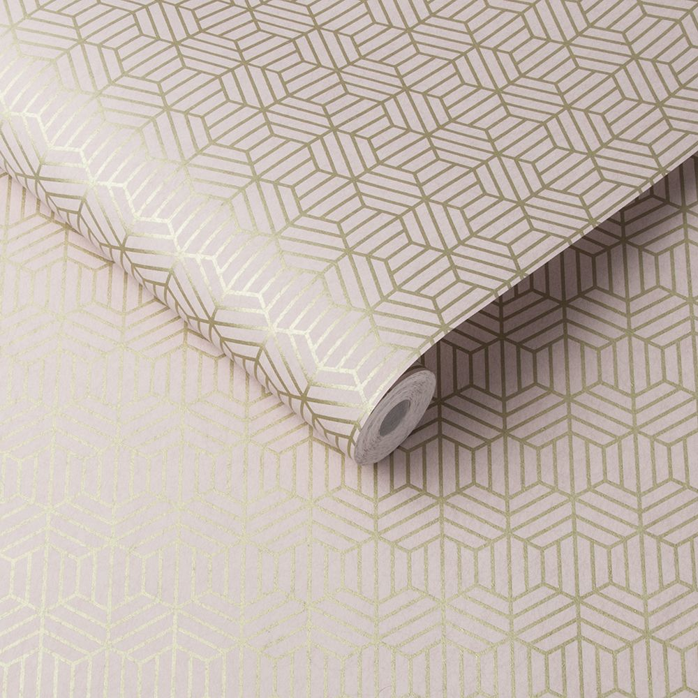 Graham & Brown Echo Quartz Wallpaper - Product code: 105775