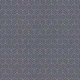 Graham & Brown Echo Cobalt Wallpaper - Product code: 105777