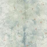 Villa Nova Ostara Verdigris Wallpaper - Product code: W601/02