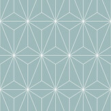 Graham & Brown Prism Mint Wallpaper - Product code: 104738