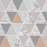 Graham & Brown Reflections Copper Wallpaper - Product code: 103289