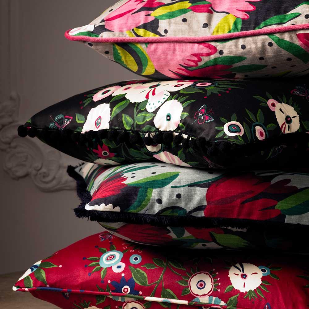 Blendworth Bella Oriental Fabric - Product code: BAZBEL1904
