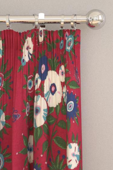 Blendworth Bella Oriental Curtains - Product code: BAZBEL1904