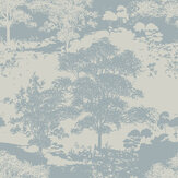 Graham & Brown Meadow Dusk Wallpaper - Product code: 105228