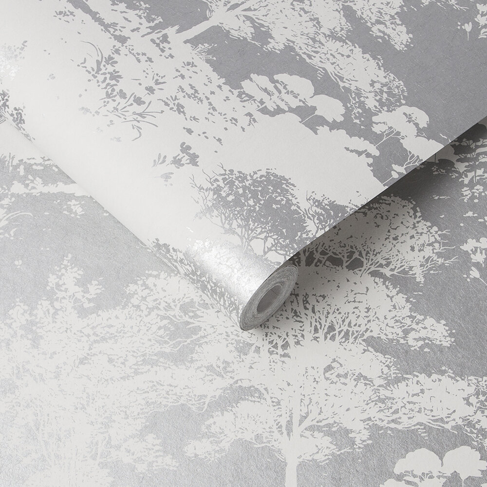 Graham & Brown Meadow Frost Wallpaper - Product code: 105231