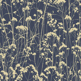 Graham & Brown Grace Midnight Wallpaper - Product code: 105460