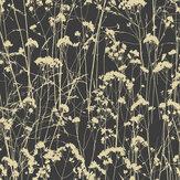 Graham & Brown Grace Deep Night Wallpaper - Product code: 105461