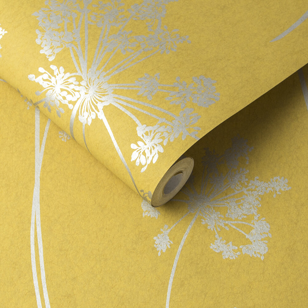 Anthriscus Wallpaper - Summer - by Graham & Brown