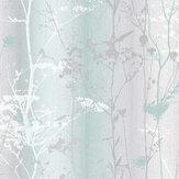 Graham & Brown Wildflower Mint Wallpaper - Product code: 104073
