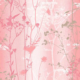Graham & Brown Wildflower Peony Wallpaper - Product code: 105895