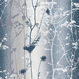 Graham & Brown Wildflower Ink Wallpaper - Product code: 105896