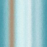 Graham & Brown Wildflower Stripe Teal Wallpaper - Product code: 105898
