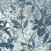 Graham & Brown Botany Midnight Blue Wallpaper - Product code: 105113