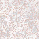 Graham & Brown Botany Soft Rose Gold Wallpaper - Product code: 105116