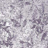 Graham & Brown Botany Plum Wallpaper - Product code: 105117