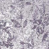 Graham & Brown Botany Plum Wallpaper - Product code: 105117