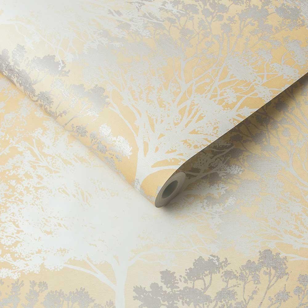 Grove Wallpaper - Summer - by Graham & Brown