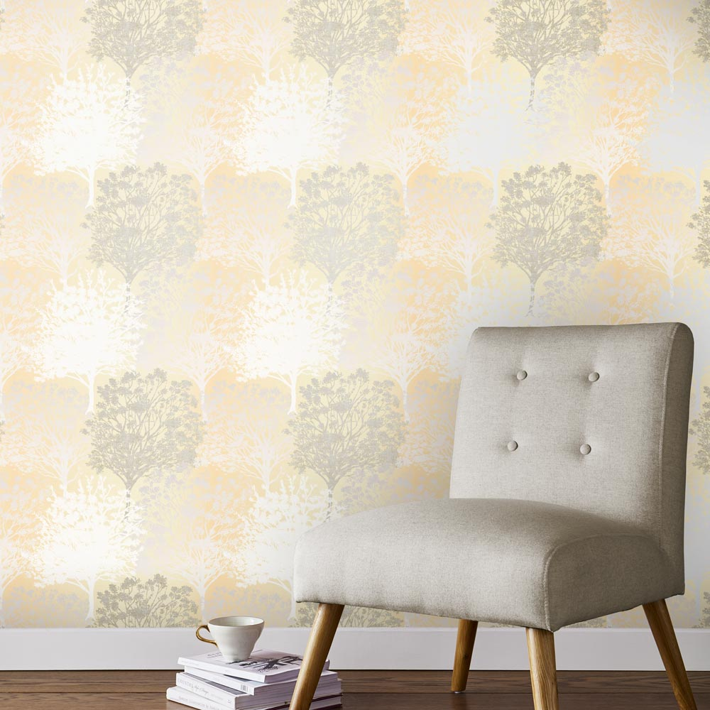 Graham & Brown Grove Summer Wallpaper - Product code: 105655